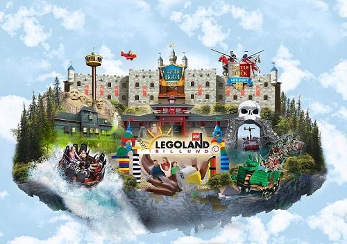 LEGOLAND Billund atrakcje 2019 nowości opinie co warto zobaczyć 12