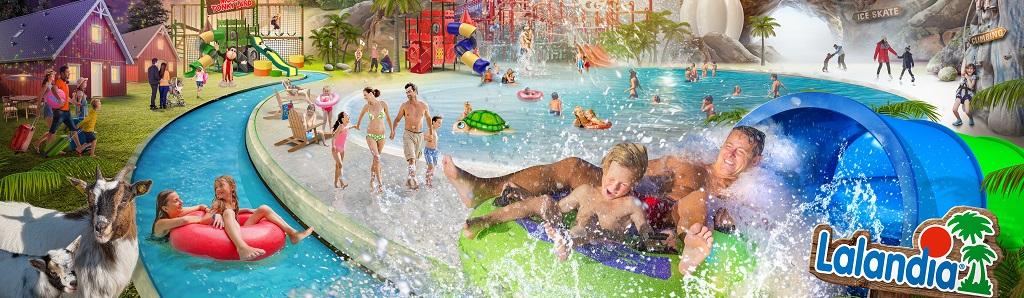 Lalandia aquapark Billund park wodny atrakcje czy warto 2019 a12