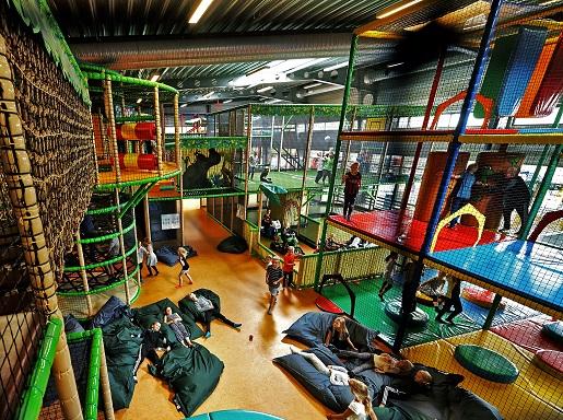 Sala zabaw dla dzieci Billund Monky Tonky Land 2-10