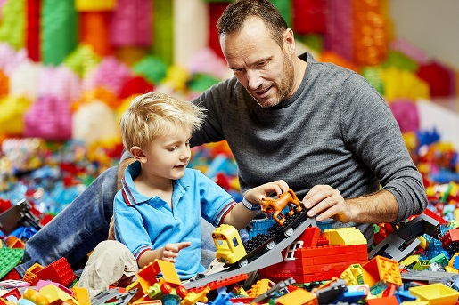 strefa Duplo LEGO House Billund atrakcje dla małych dzieci 0 opinie -2019