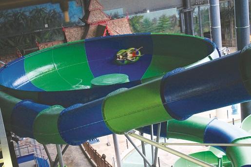 twister zjeżdżalnie Lalandia aquapark opinie atrakcje 2019 a12