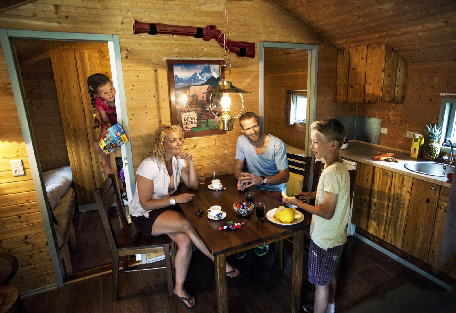 Domki wakacyjne LEGOLAND Village wioska camping (3)
