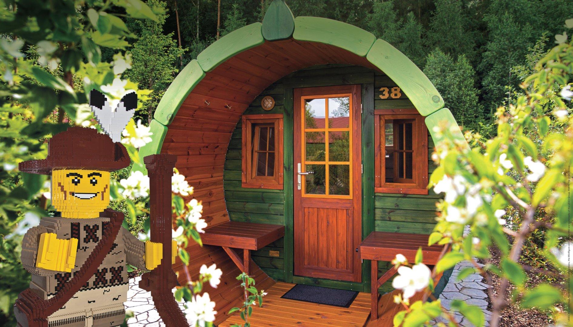 Nocleg LEGOLAND Village camping opinie z dzieckiem rodzaje zakwaterowania (1)