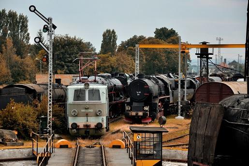 Śląsk Muzeum Kolejnictwa opinie atrakcje ceny godziny przejazdów