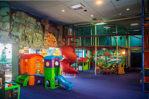 najlepsze sale zabaw Gliwice centrum rozrywki AleGra atrakcje dla dzieci opinie