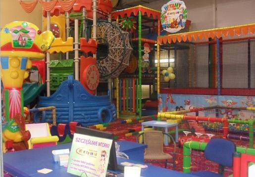 Śląskie najlepsze sale zabaw Gliwice kinderplaneta tesco atrakcje dla dzieci opinie