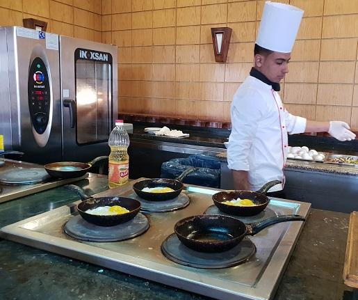 śniadania Jungle Aquapark Hotel Hurghada opinie