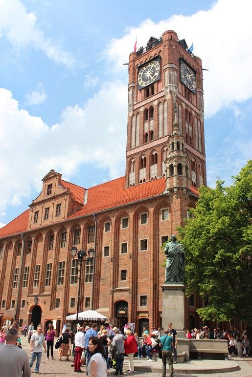 Ratusz Toruń - weekend z dzieckiem
