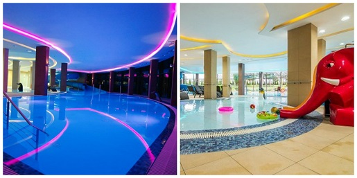 1 najlepsze hotele dla rodzin z dziećmi z aquaparkiem opinie