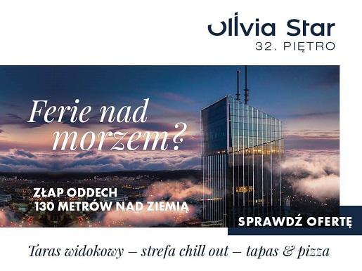 olivia star gdansk opinie ferie