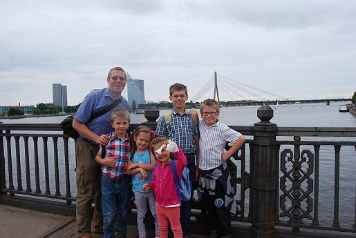 12 - Ryga, most nad Dźwiną