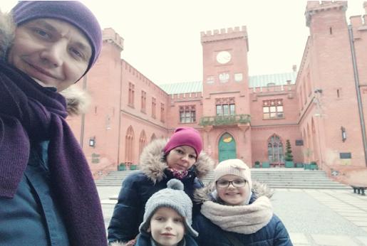 Kołobrzeg ferie zimowe nad morzem z dziećmi atrakcje Muzeum
