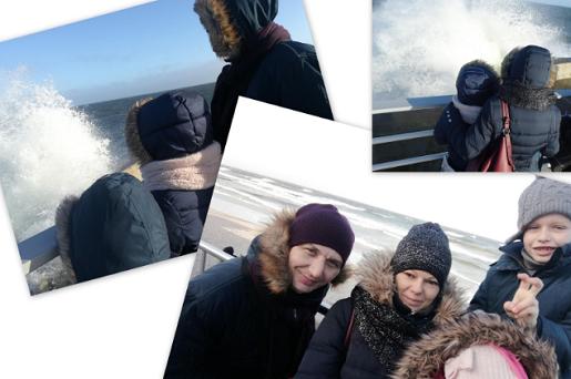 Ferie zimowe nad morzem  z dziećmi
