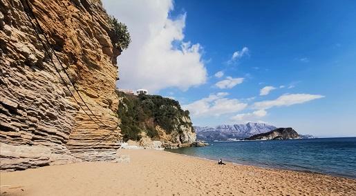 plaże Czarnogóra Budva opinie atrakcje
