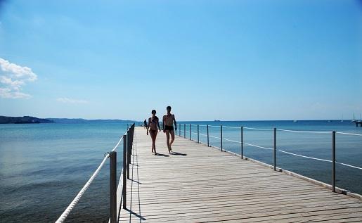 Adria Riwiera Adriatycka Słowenia kemping na wakacje z dzieckiem