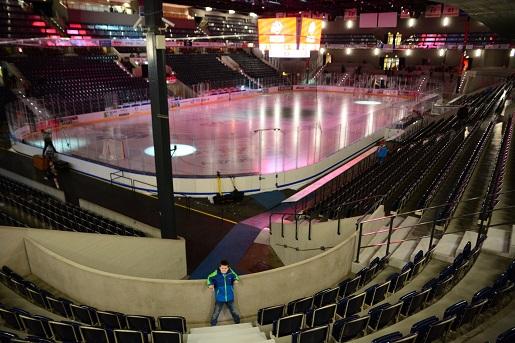 3. mecz hokeja atrakcje ferie z dzieckiem konkurs