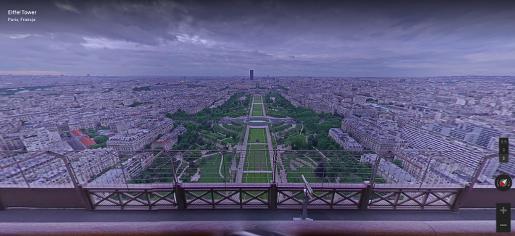 30 budowli, które można zwiedzić bez wychodzenia z domu wieża eiifla