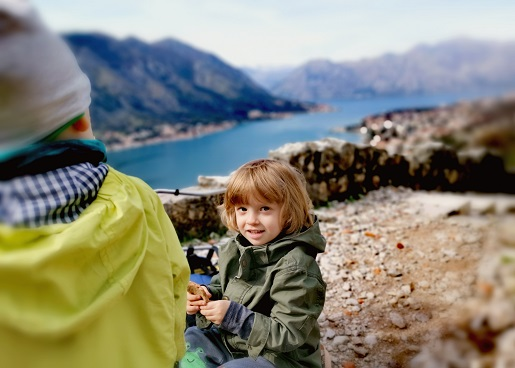 wakacje Czarnogóra ferie z dziećmi zimą atrakcje zwiedzanie podróż