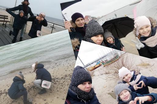 Kołobrzeg ferie zimowe z dziećmi atrakcje opinie