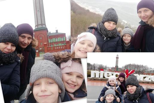 Niechorze atrakcje zimą -ferie z dziećmi