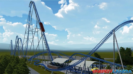 Rollercoaster Hyperion Energylandia opinie nowości 2018