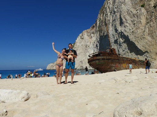 Navagio Zatoka Wraku Grecja opinie