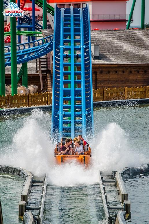 6. Speed Water Coaster energylandia zator atrakcje dla dzieci