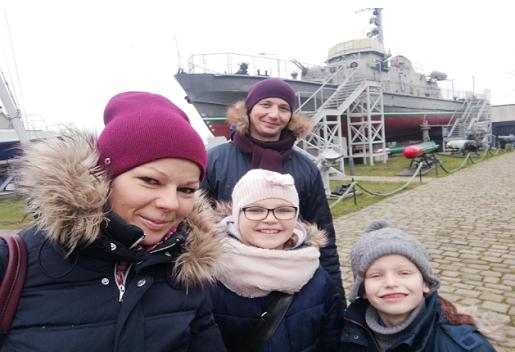 Kołobrzeg atrakcje dla dzieci zima - ferie z dziećmi