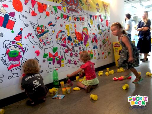 atrakcje dla dzieci warsztaty Duckie Deck