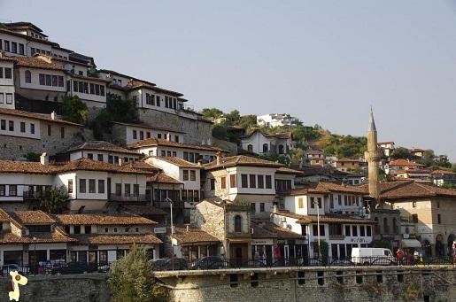 Albania Berat opinie wakacje kamperem zwiedzanie atrakcje