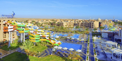 hotel Egipt baseny atrakcje dla dzieci opinie