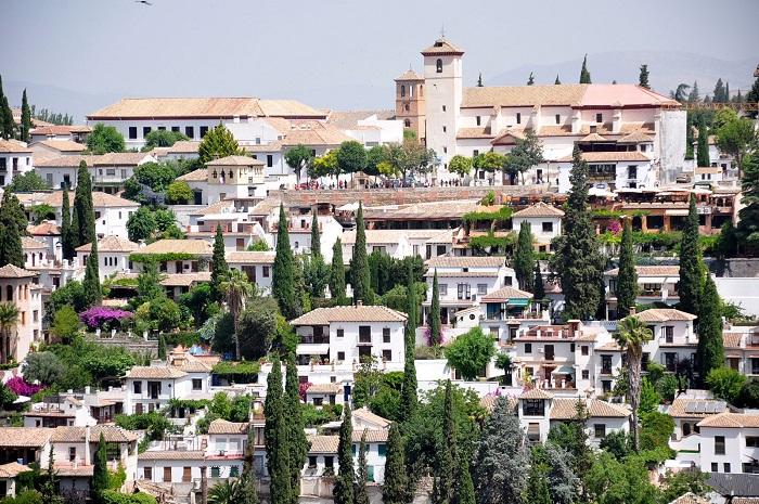 Grenada Alhambra rodzinne atrakcje