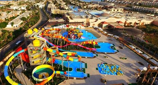 Egipt park wodny w hotelu atrakcje dla rodziny opinie