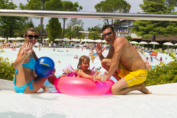 Altomincio Family Park Camping z basenami Garda Włochy opinie