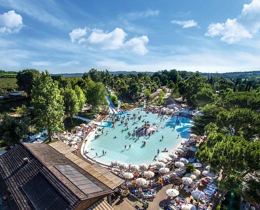 Altomincio Jezioro Garda Włochy camping rodzinny z basenem atrakcjami opinie