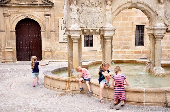 Andaluzja z dziećmi atrakcje co zwiedzić