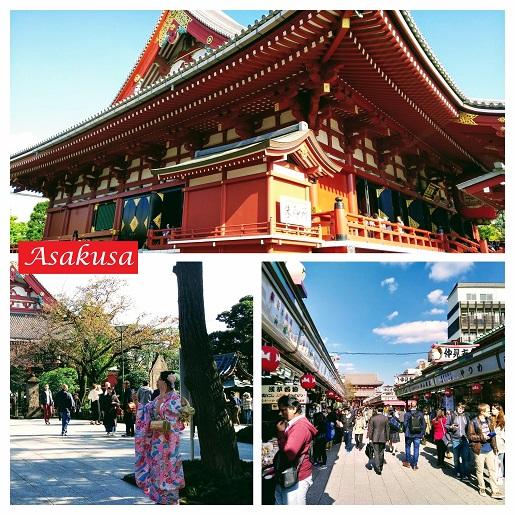 Asakusa co zobaczyć z dziećmi w Japoni opinie