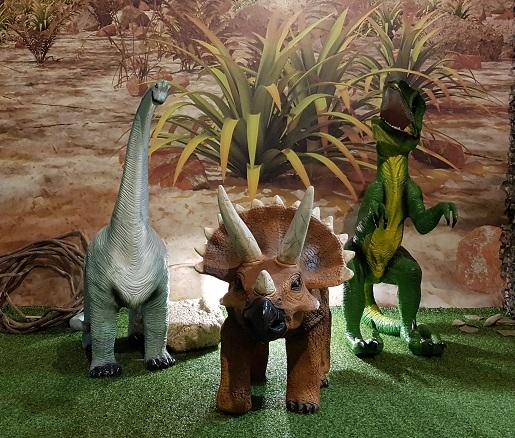 Atak dinozaurów escape room dla dzieci Poznań opinie