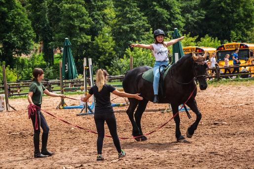 Bałtowski Kompleks Turystyczny atrakcje bilety ceny kraina koni