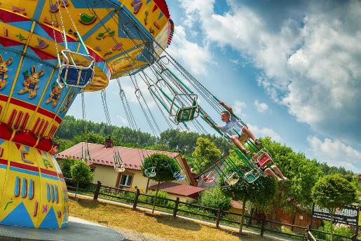 Bałtowski Kompleks Turystyczny atrakcje bilety ceny park rozrywki