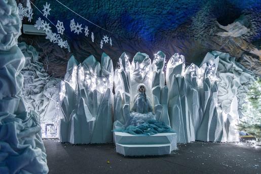 Bałtowski Kompleks Turystyczny atrakcje bilety ceny kraina lodu