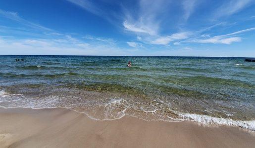 Bałtyk czy są sinice 2019 mapa kąpieliska