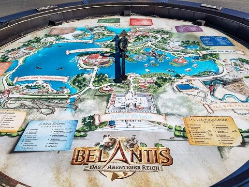 Belantis-23-lipsk najlepsze atrakcje rodzinne dla dzieci niemcy