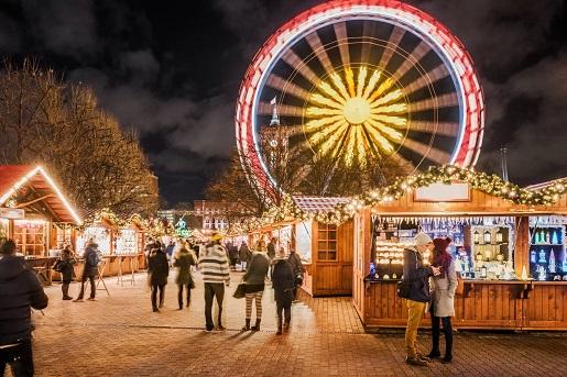 Berlin Niemcy Jarmark Świąteczny Aleksanderplac opinie atrakcje Bożonarodzeniowy 2019 2020