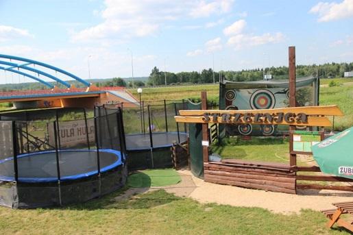 rodzinne atrakcje w Białymstoku park dinozaurów atrakcje opinie