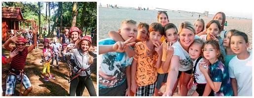 Najlepsze Kolonie dla dzieci i młodzieży w Polsce nad morzem