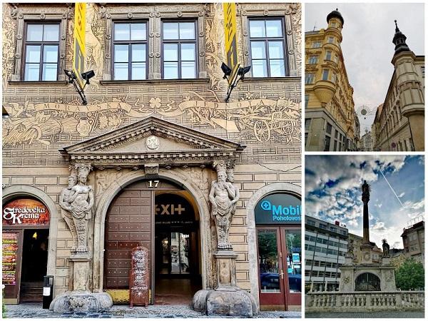 Brno stare miasto Czechy weekend z dzieckiem