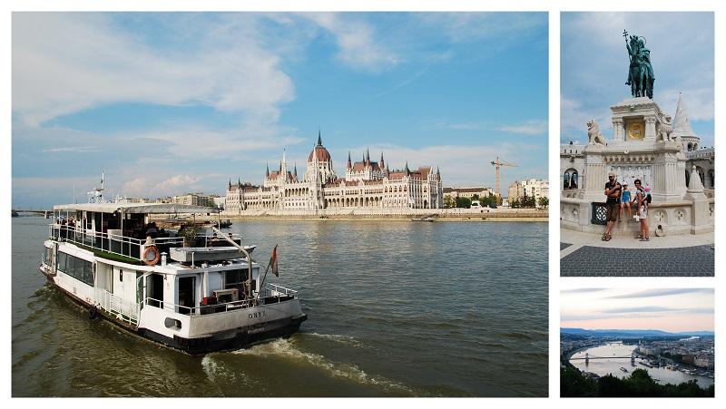 Budapeszt z dziećmi Dunaj atrakcje co zobaczyć