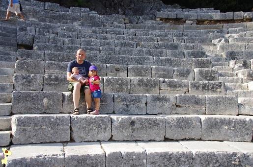 Butrint Albania atrakcje co zobaczyć opinie