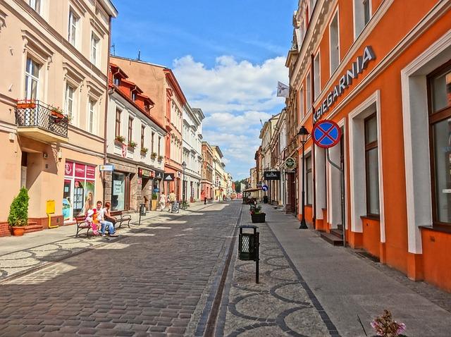 Bydgoszcz z dzieckiem najlepsze atrakcje dla rodzin